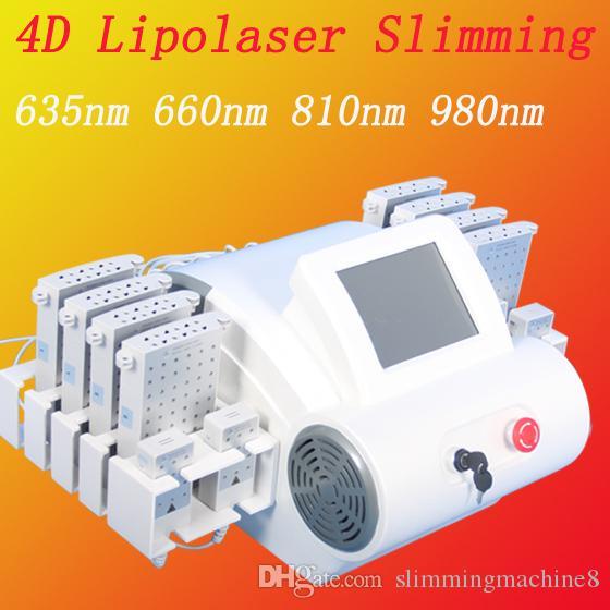 powerful lipo laser machine Fast burn fat slimming for Body Weight Loss Beauty Equipment spa salon home use machine