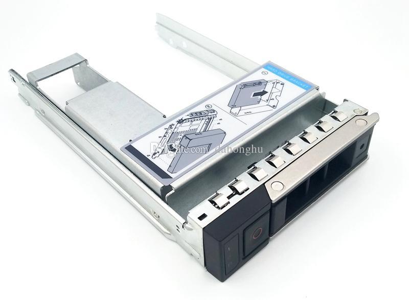 "Staffa adattatore da 2,5 ""a 3,5"" HYBRID Tray Caddy per Dell X7K8W 0X7K8W Poweredge R440 R640 R540 R740 R740XD R6415 R7415"