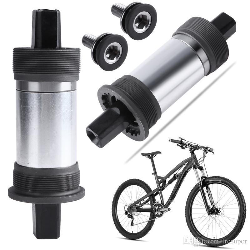 Axis bottom bracket type clip square bar