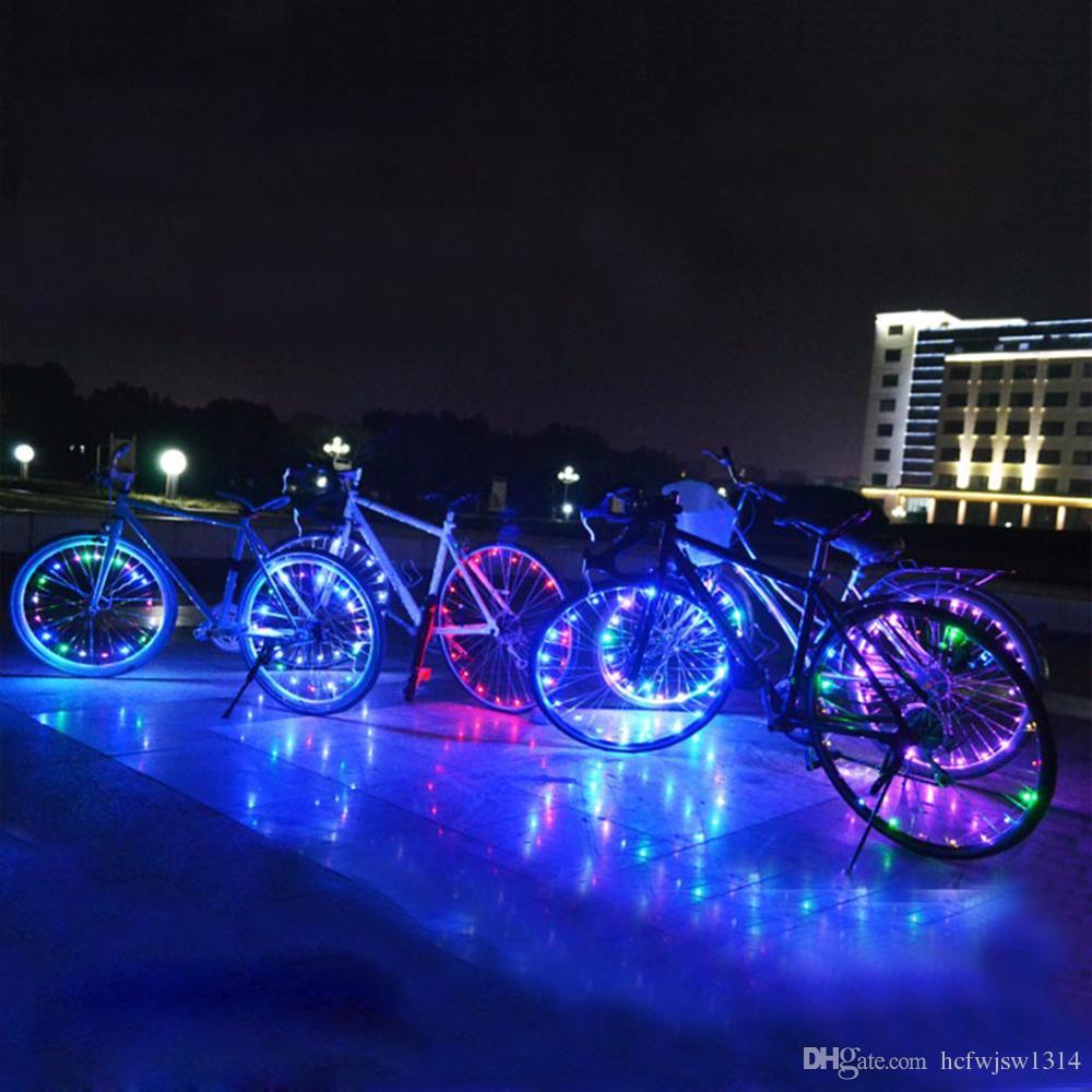 Hinterleuchtung von USB RGB 5050SMD 60LED flexible Farbwechsel-Streifen-Licht für Fahrrad