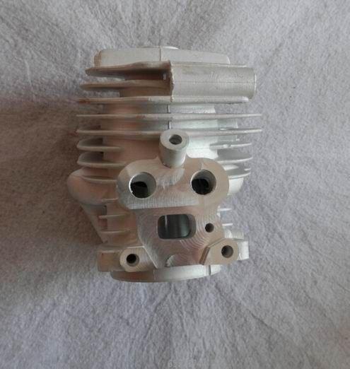 Couleur de cylindre 51mm pour le partenaire HUS. Couper la scie K750 K760 Pièce de rechange P / N 506 38 61-71