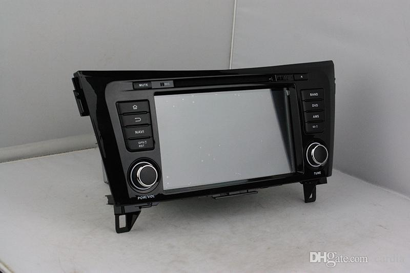 Car DVD player for NISSAN QashQai X-Trail 2014 8inch Andriod 8.0 with GPS,Steering Wheel Control,Bluetooth, Radio