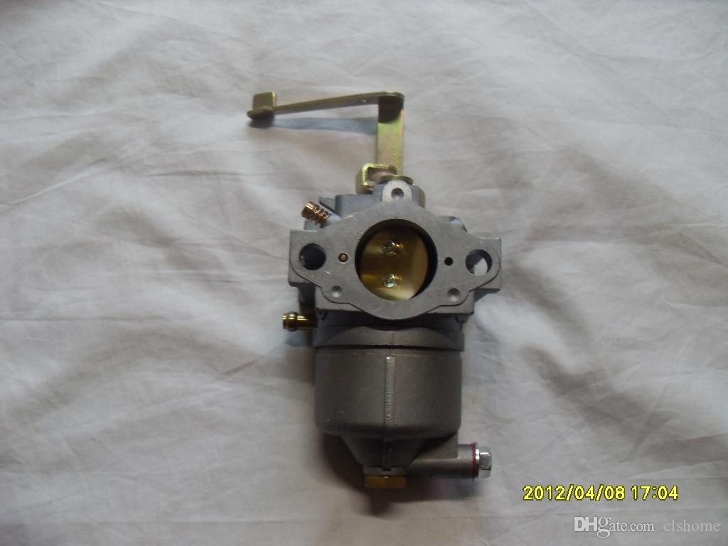 Carburador para el generador MZ360, carburador del generador EF6600