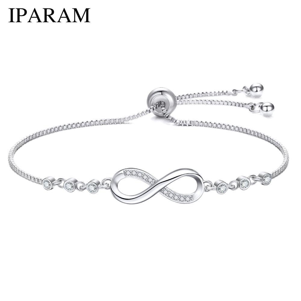 bracelet argent reglable
