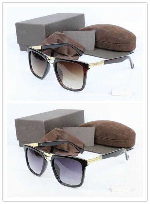 Markendesigner Full-Frame Fashion Party Sonnenbrillen Großhandel für Männer und Frauen Platz Strand Sonnenbrille fahren Google Glas Drop Shipping