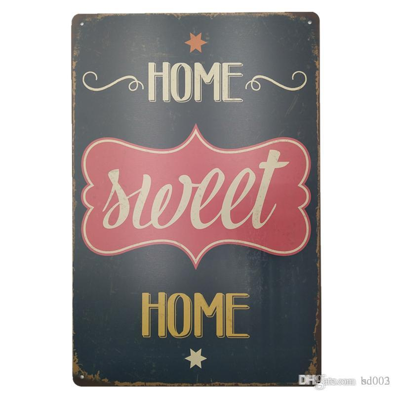 Vintage Poetry 20*30cm Tin Sign Life Is Good At The Beach Tin Posters Small Water Drink Beer Iron Painting Practical cc