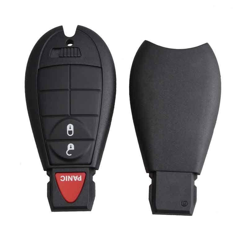Clé de voiture sans clé à distance Fob 3Buttons Y160 Lame PCF7941 puce pour Dodge 08-14 Grand Caravan 09-13 Voyage Pour Dodge M3N5WY783X