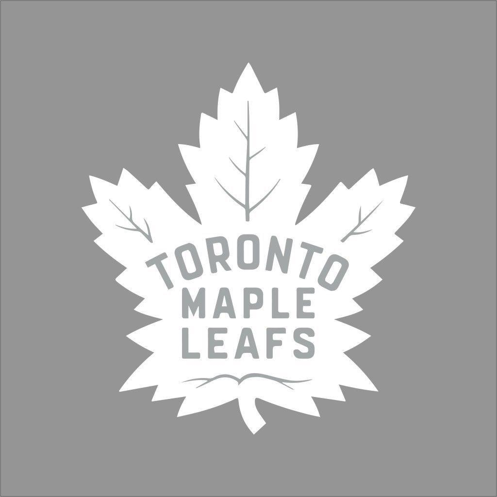 For Toronto Maple Leafs NHL Team Logo Color Vinyl Decal Motorcycle SUVs Bumper Sticker Car Window Wall Art Tattoos