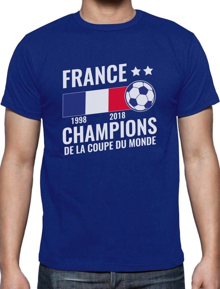 France 2018 Champions Soccer Team Fans National Team Hoodie Gift Idea
