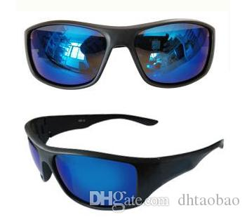 cheap Brand Designer Men Fashion Sunglasses UV Protection Outdoor Sport Vintage Women driving Sun glasses Retro Eyewear 3colors free shipp