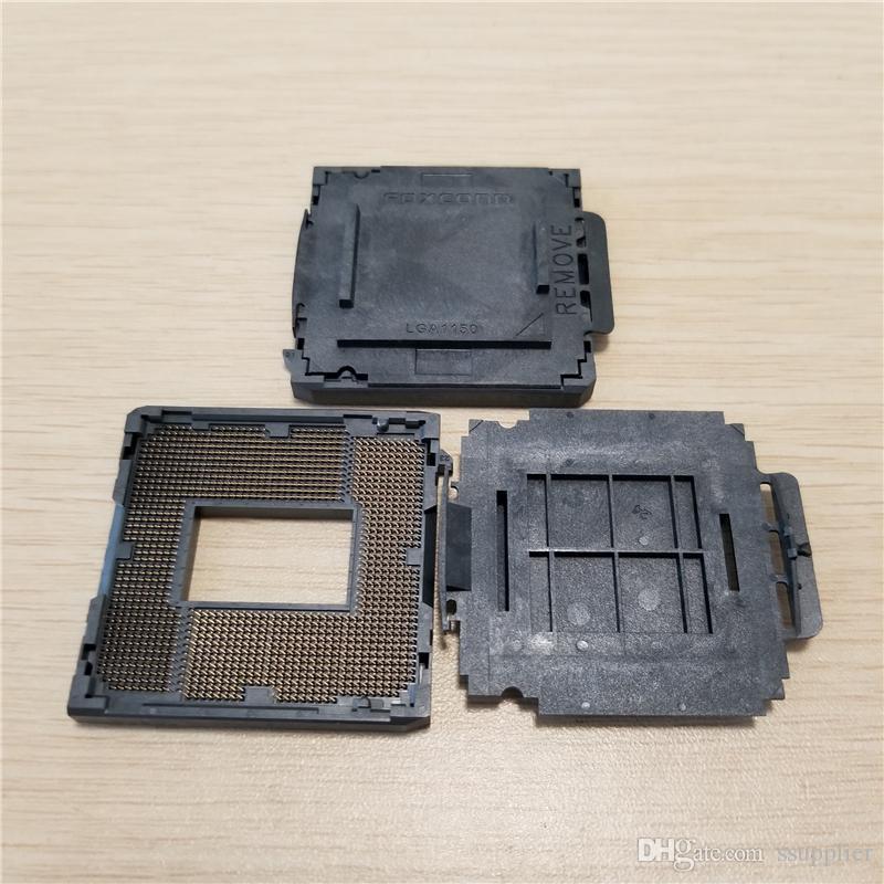 LGA1150 Soket CPU Anakart Anakart Lehimleme BGA Soket Teneke Topları PC DIY için