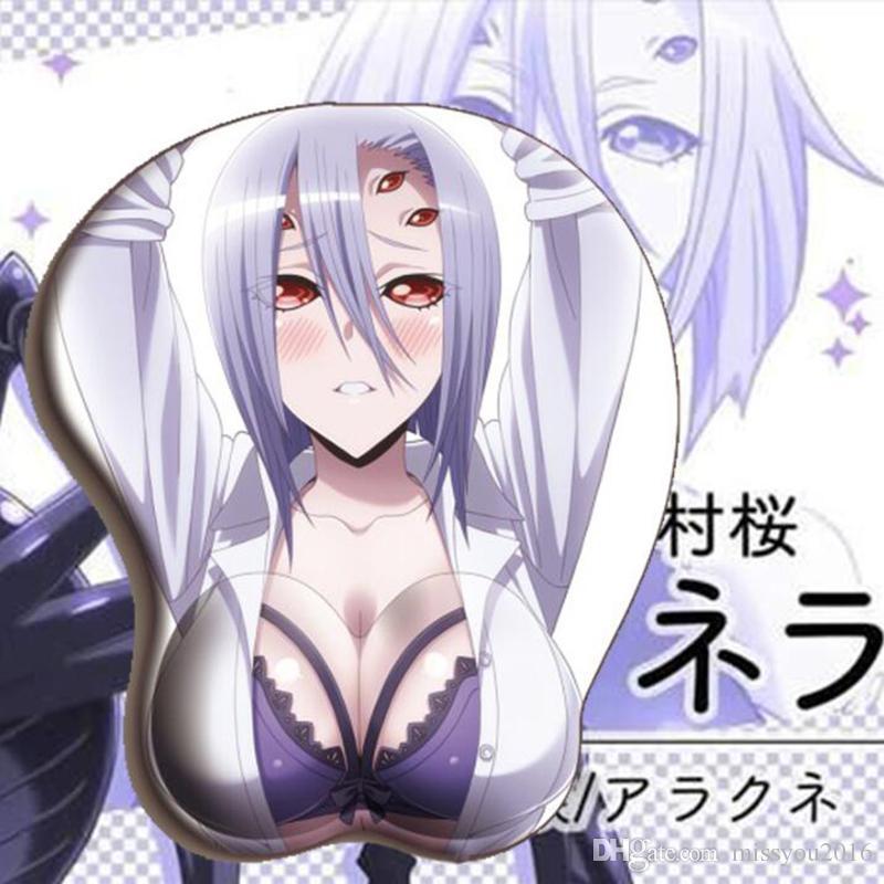 Anime sexy boobs