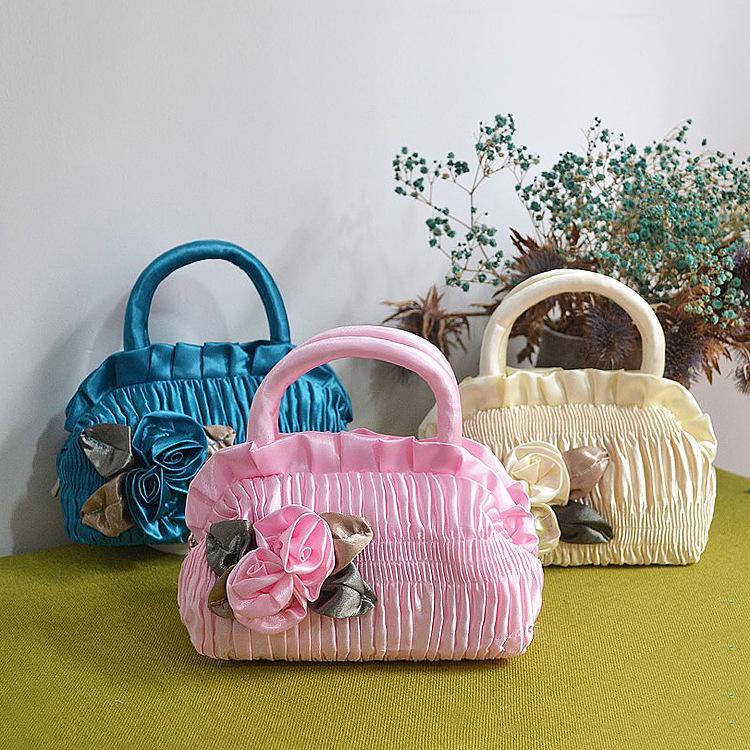 Neue Handtasche 2018, Minischlüssel, Taschenbeutel, Blumenbeutel, Verfassungsbeutel, Taschenbeutel