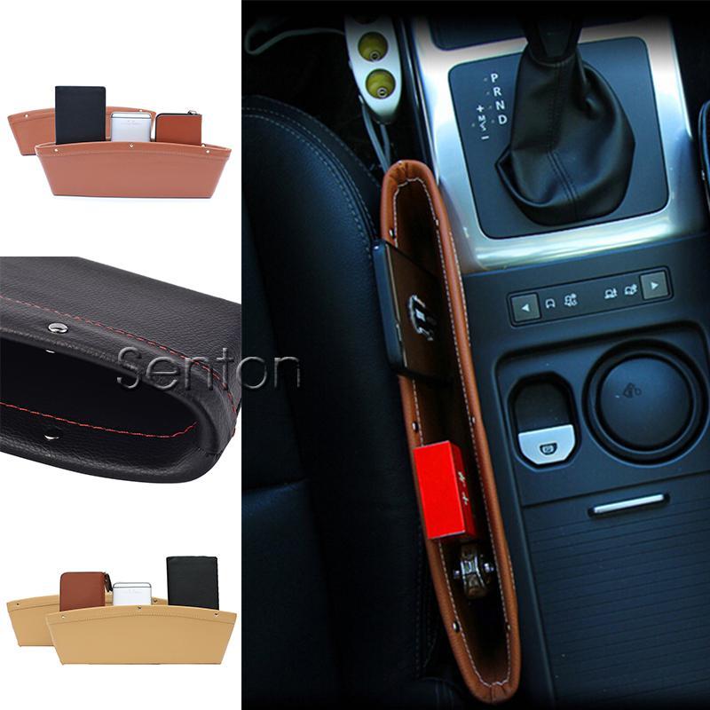 Toptan Araba Styling Koltuk Cep Mazda 3 6 Için CX-5 Lada Granta Kalina Priora Niva Skoda Octavia 2 A7 A5 Fabia Hızlı Süper Aksesuarla ...