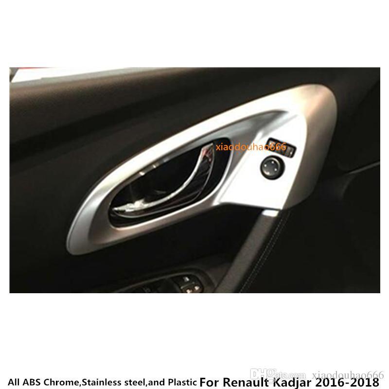 Marco 2016 Envío Gratis La IzquierdaCar Renault Puerta 2017 2018Manejar Compre Kadjar A Styling Pegatina Manija Tazón Para Interior Construida tshdCQr