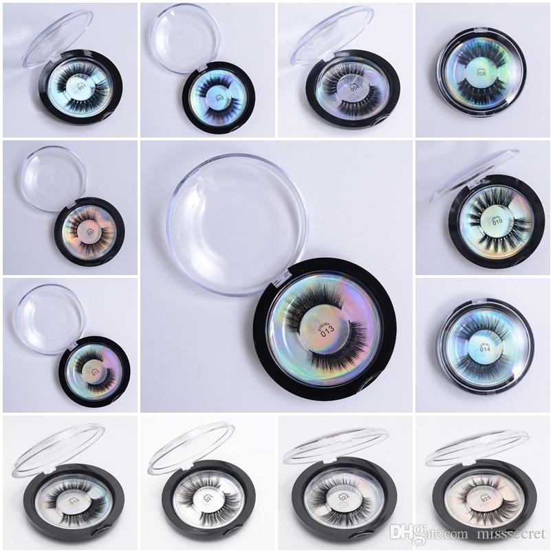 28 Arten 3D Mink Wimpern Falsche Wimpern 3D Seidenprotein Wimpern Weiche Natürliche Dicke Gefälschte Wimpern Eye Wimpern Erweiterung Eye Makeup Tool