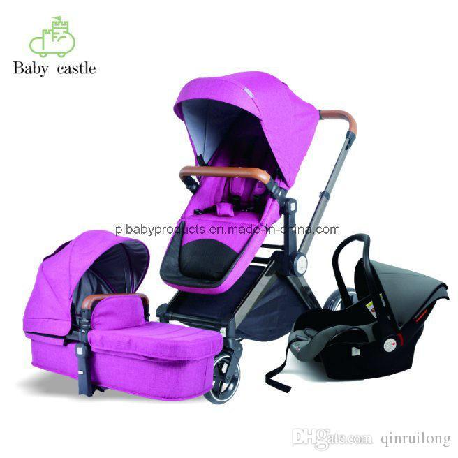 PL888 Детская коляска
