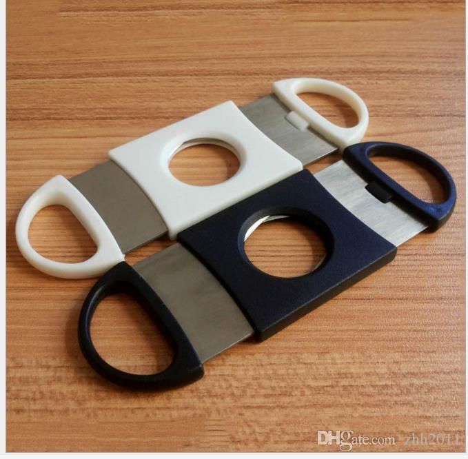 Metal Zımpara Puro Bıçağı Paslanmaz Çelik Puro Makası