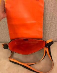 DISTRICT PM High-end quality Clásico diseñador de moda Hombres bolsas de mensajero bolsa de cuerpo cruz school bookbag bandolera # 789