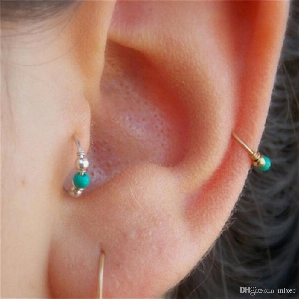 Lega Naso Anello Naso Labbro / Naso / Nipplo / Orecchino ad anello Corpo Orecchino Body Piercing gioielli