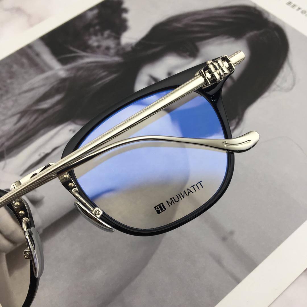 Großhandel Männer Chrom Shagass Schwarz Gold Optische Brillen ...