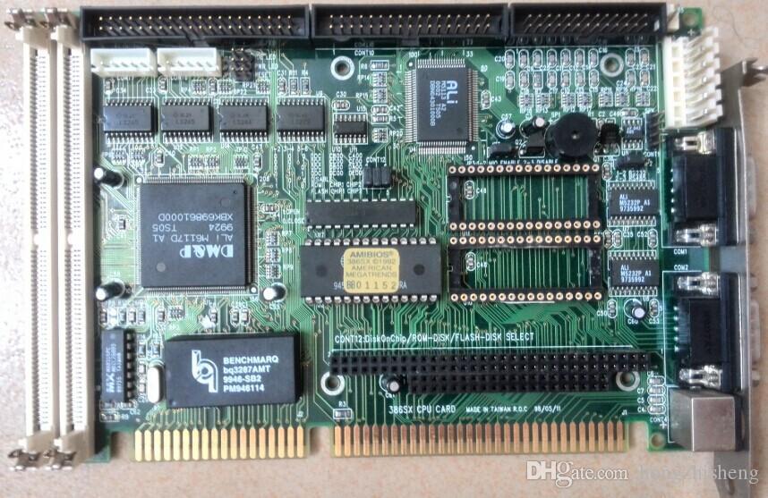 La carte mère industrielle 386SX de la carte mère industrielle PIA-632EM-D PIA-632 EM-D a testé le fonctionnement