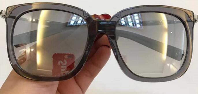 Top Quality Tom Vintage frete grátis 483 internacional Mulheres Homens marca óculos de sol 100% Clássico com caixa de embalagem Oculo Óculos De Sol