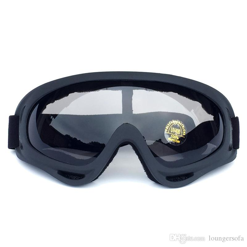 Outdoors Major Glasses Wind Mirror Motorcycle Fashion Sports Goggles Man Women Uv400 Ski Eyewear Whole Frame High Grade 7bd Ww