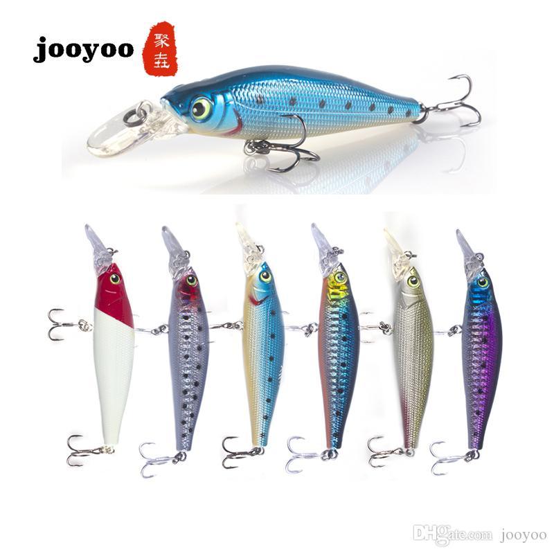 New Fishing Lure Hard Bait 20.0g /12.0cm Sea Fishing Tackle Pencil Bionic Minnow Fish Bait jooyoo Brand