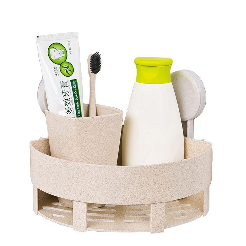 Multifunction Storage Racks Tray Kitchen Sink Corner Sponge Holder With Suction Cup Soap Dish Draining Rck kitchen Accessories