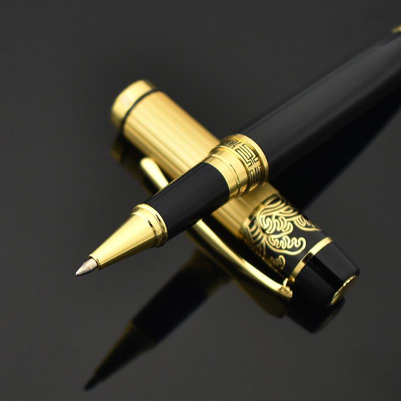 901 المعادن الأسطوانة القلم حبر جاف القلم لكتابة الكتابة مكتب اللوازم المدرسية شحن مجاني 2505