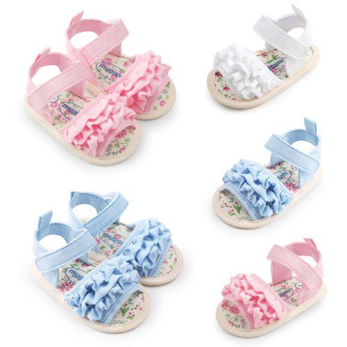 Infant Baby Girls Sandals Summer Sandal
