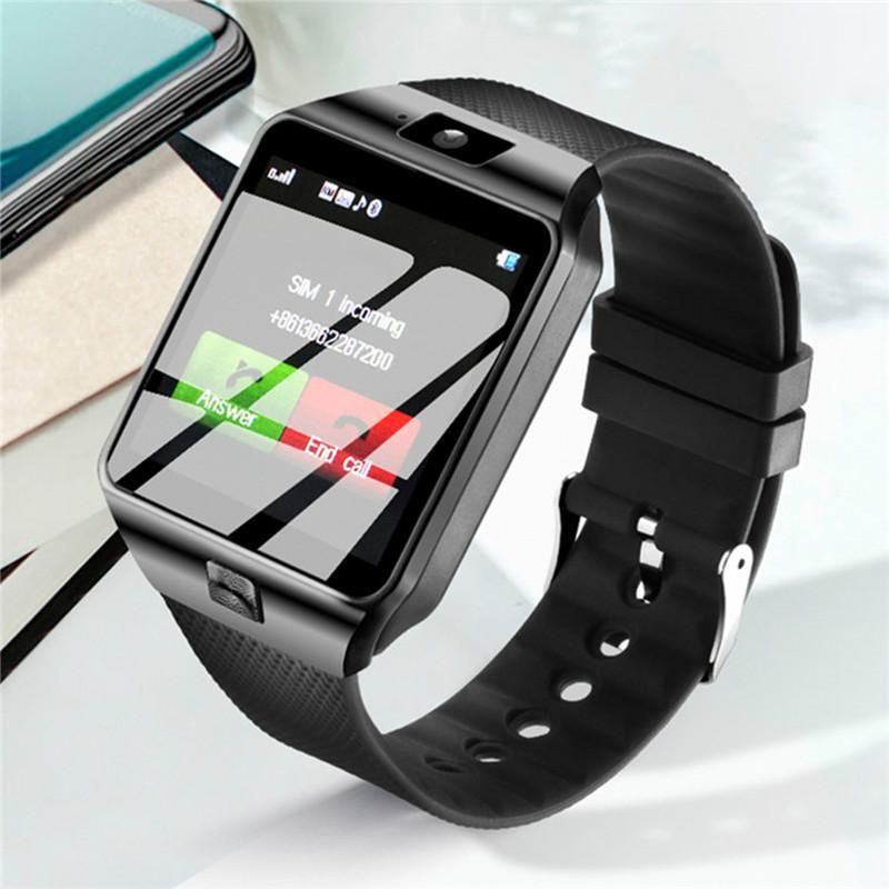 SOVO Bluetooth Smartwatch DZ09 Android телефонный звонок Relogio 2G GSM SIM-карта камера для iPhone Samsung с камерой