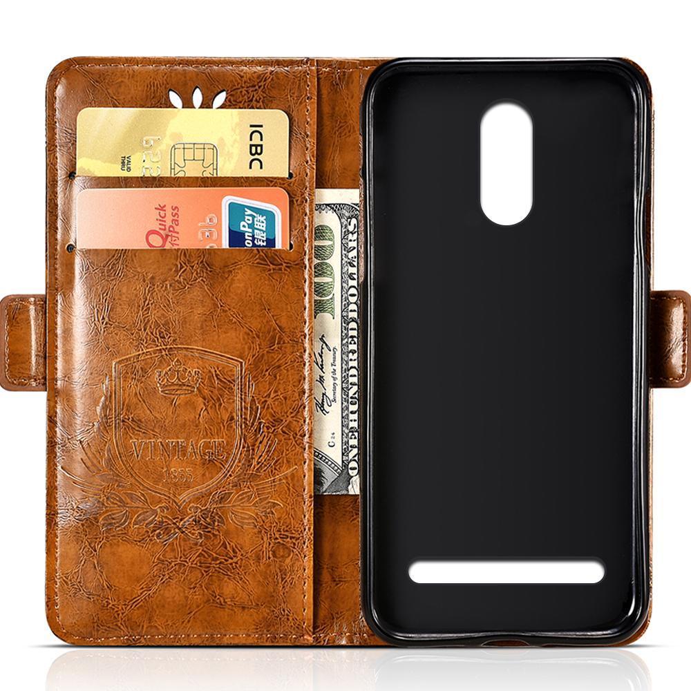 Commercio all'ingrosso Vintage Custodia In Goffratura Per Leagoo M8 M8 Pro Custodia Flip Per Leagoo Z5 Copertura Morbida Sacchetto Del Telefono Mobile