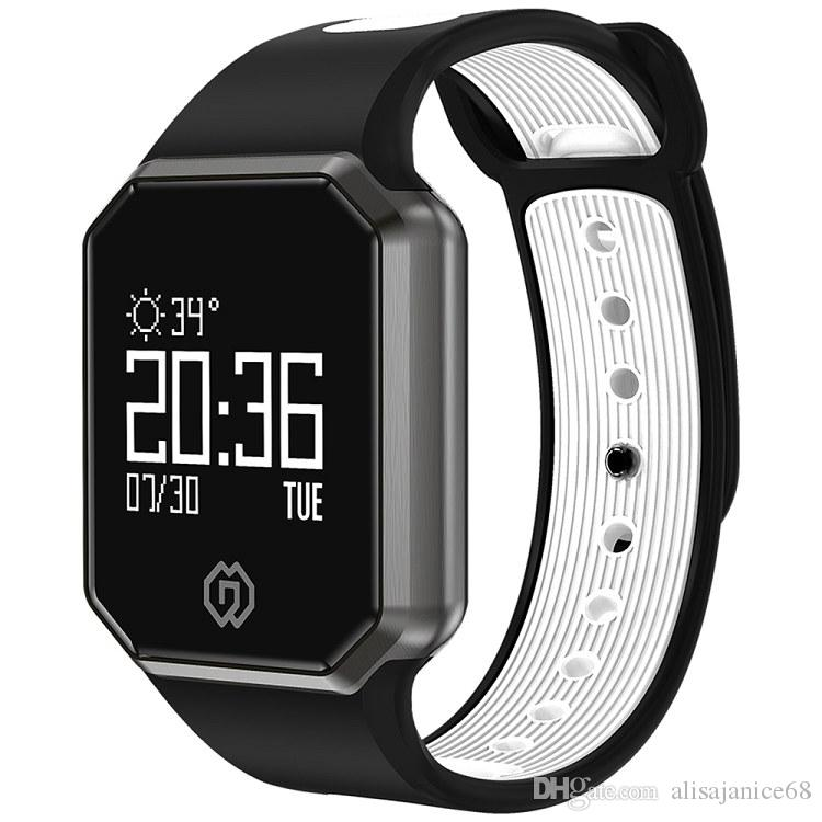 2018 Hot Touch Screen Smart Watches Wristband Android And IOS Apple Watch Intelligent Mobile Phone Sleep State Smart watch Retail Package