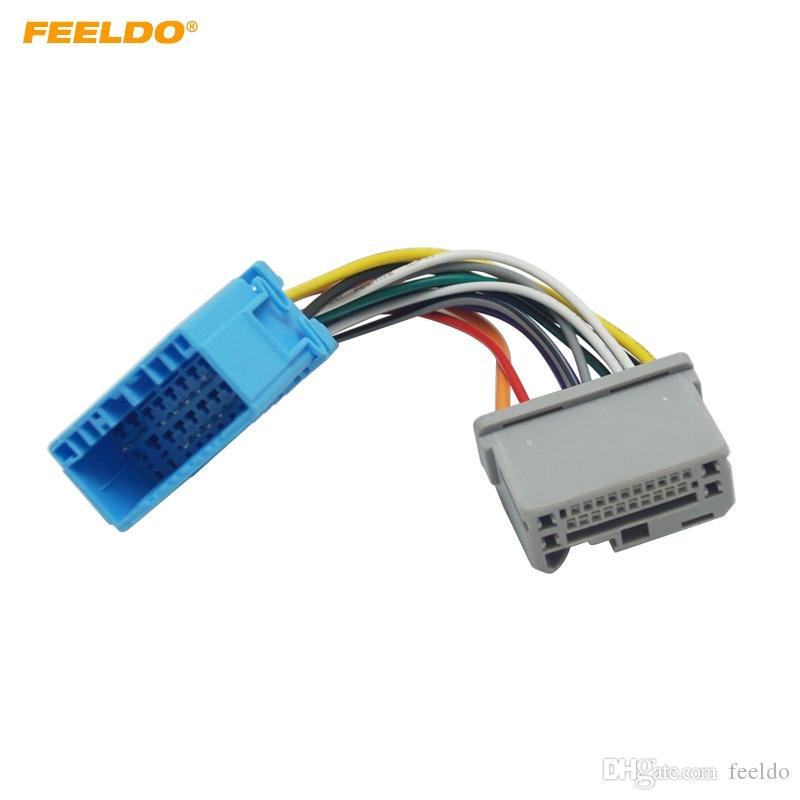 honda fit wire harness 2020 feeldo car stereo audio wire cable adapter for honda fit  2020 feeldo car stereo audio wire cable