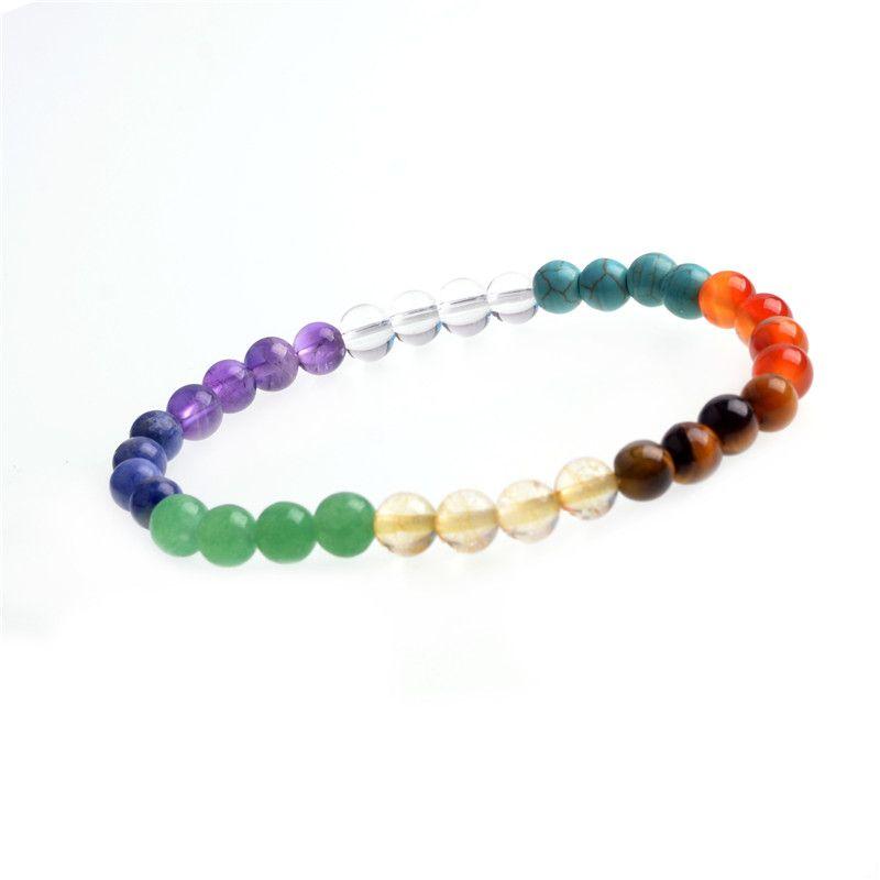bracelet chakra pierre veritable