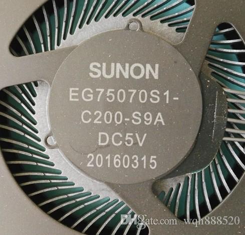 Neue Kühlkörper Lüfter für Lenovo ThinkPad S5 E560p Lüfter Kühler (EG75070S1-C151-S9A / c200) (EG75070S1-C141-S9A) 01AW287 01AW288