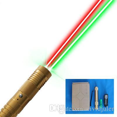 Многоцветный лазерный красный и зеленый комбинированный лазерный указатель фонарик 5000 м лучший подарок выбор