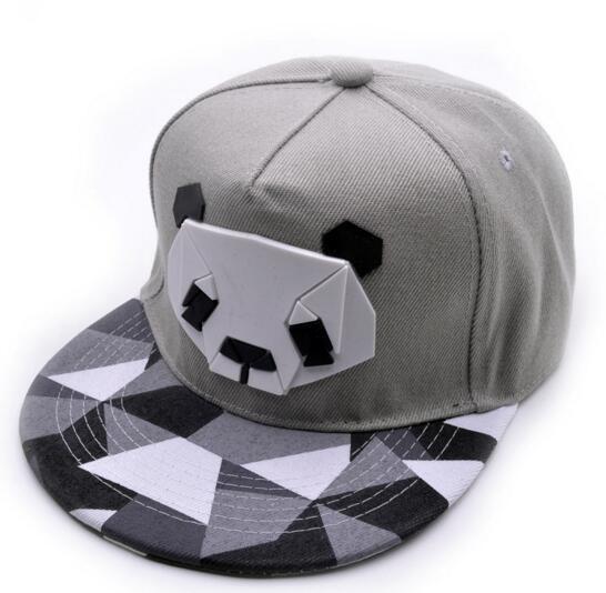 e5355e61b53 Designer Hat Men Solid Cotton Cartoon Flat Bill Hiphop Snapback Fitted  Baseball Hats Korea Fashion For Mens Women Custom Trucker Hats Compton Cap  From ...