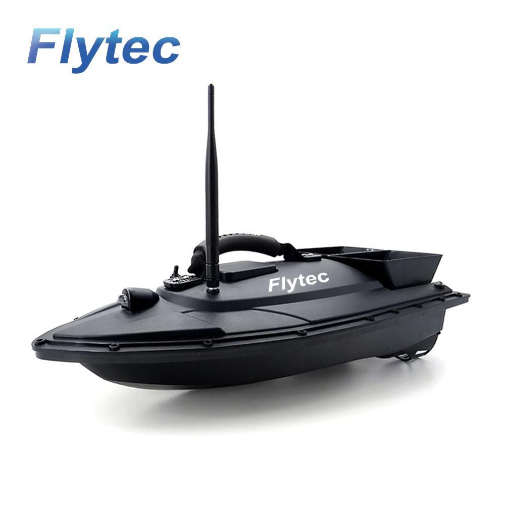 Flytec 2011-5 Fish Finder Fish Boat 1.5kg Loading 500m Remote Control Fishing Bait Boat RC Boat Ship Speedboat RC Toys (14)