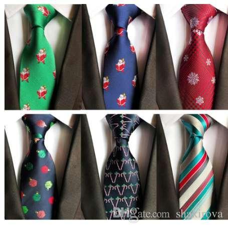 JEMYGINS 8cm 남성 크리스마스 타이 트리 동물 Prinetd 넥타이 자카드 직물 Corbatas Vestidos 눈사람 패턴 넥타이 목 넥타이