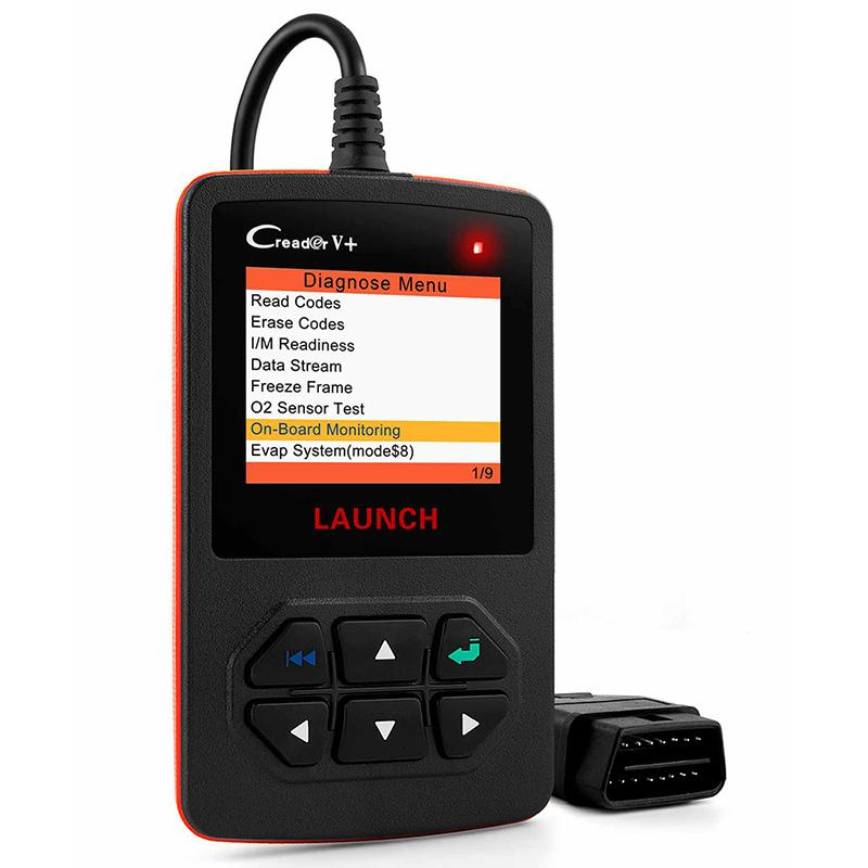 LAUNCH Scanner X431 Creader V+ OBD2 Diagnostic OBD_1
