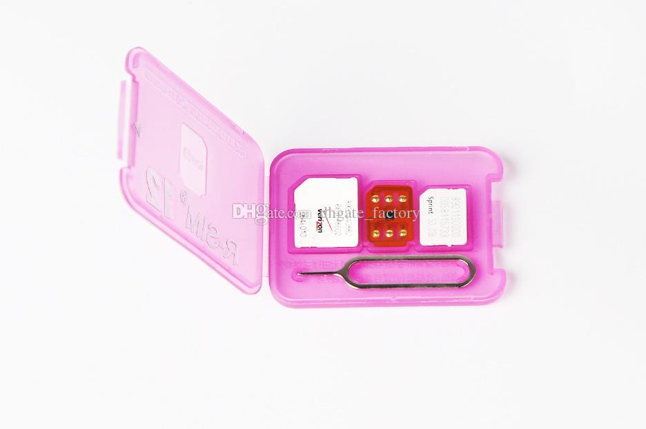 Р сим 12 rsim12 РНМОТ sim12 прошивкой 11 ios11 с iOS 10.x ICCID разблокировка для iPhoneX,iphone 8,8 плюс 7,7 плюс 4G сотовый телефон разблокировка устройства DHL бесплатно