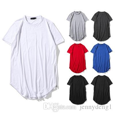 Verano nuevos hombres mujeres camiseta hip hop impresión personalizada casual manga corta camiseta algodón