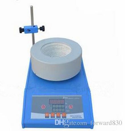 Manto de aquecimento novo, ZNCL-TS-2000ml display digital manto de aquecimento magnético, sonda de temperatura com mistura