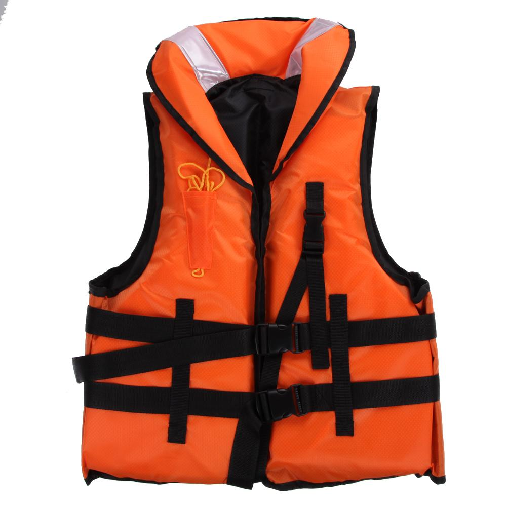 New Outdoor Unisex Adult Life Jacket Fishing Safety Zacket Life Vest For Water Sports Drifting Boating High Quality ARE4