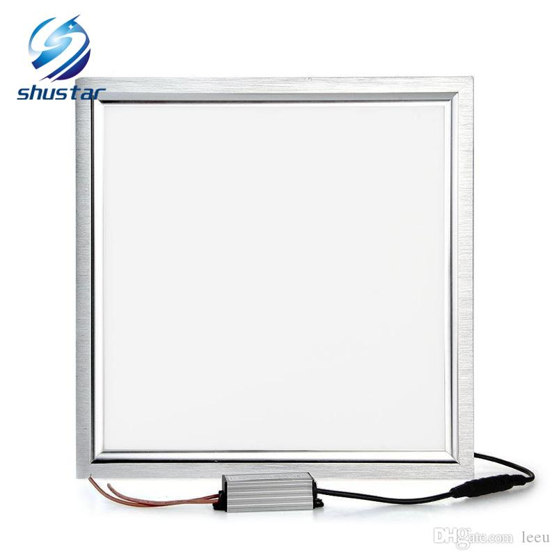 Lampada da pannello a LED 24W 300x300 Lampada da soffitto a led ad alta luminosità per interni a led bianco / bianco caldo con driver led impermeabile