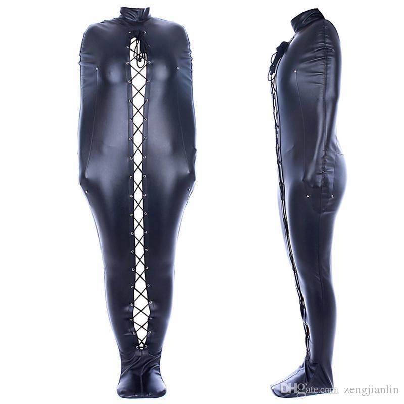 BDSM الجسم ذراع عبودية القيود وتوسيع رئيس لعبة الكبار، المومياء Bindspeaker حورية البحر مثير الجنس المنتج للحصول على تأثيري المثيرة ألعاب