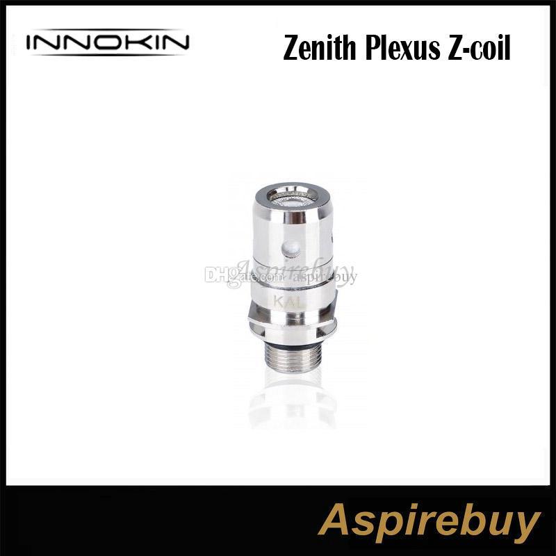 Innokin Zenith Plexus Z-coil 0.5ohm para Zenith MTL Tank Zenith Plexus Tank 0.5ohm Plexus Z Coil para mejor MTL Vaping 100% Original